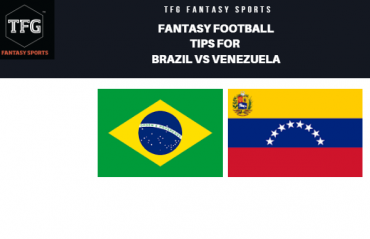 TFG Fantasy Sports: Fantasy Football tips for Brazil vs Venezuela -- Copa America