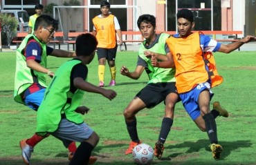Trial in Dubai: AIFF will scout talent for both boys and girls teams