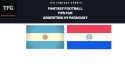 TFG Fantasy Sports: Fantasy Football tips for Argentina vs Paraguay -- Copa America