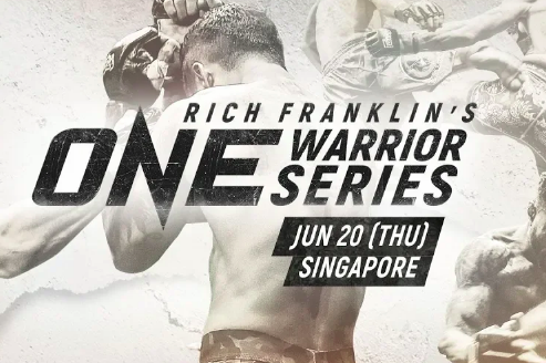 ONE Warrior Series 6 -- Fight is official for 3 Indian fighters face international opponents