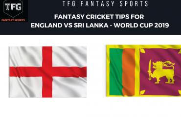 TFG Fantasy Sports: Stats, Facts & Team for England v Sri Lanka