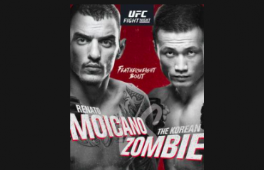 UFC Fight Night 154 Main Card PREVIEW -- Renato Moicano faces the Korean Zombie