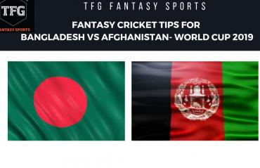 TFG Fantasy Sports: Stats, Facts & Team for Bangladesh v Afghanistan