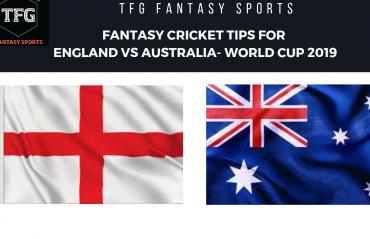 TFG Fantasy Sports: Stats, Facts & Team for England v Australia