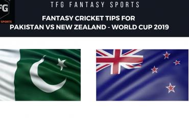 TFG Fantasy Sports: Stats, Facts & Team for New Zealand v Pakistan
