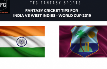 TFG Fantasy Sports: Stats, Facts & Team in Hindi for India v West Indies