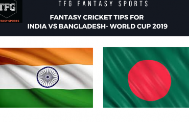 TFG Fantasy Sports: Stats, Facts & Team for India v Bangladesh