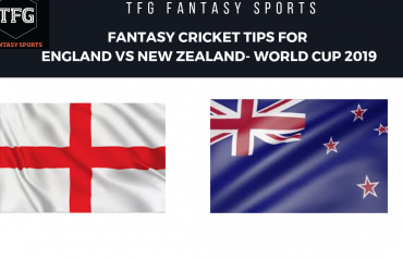 TFG Fantasy Sports: Stats, Facts & Team for England v New Zealand