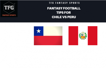 TFG Fantasy Sports: Fantasy  Football tips for Chile vs Peru -- Copa America semi-final