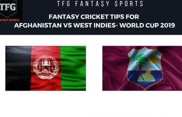 TFG Fantasy Sports: Stats, Facts & Team for West Indies v Afghanistan