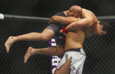 UFC heavyweight Arjan Singh Bhullar signs for ONE Fighting Championship