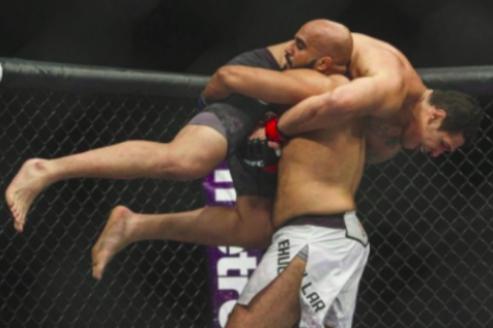 UFC heavyweight Arjan Singh Bhullar signs for ONE Fighting Championship