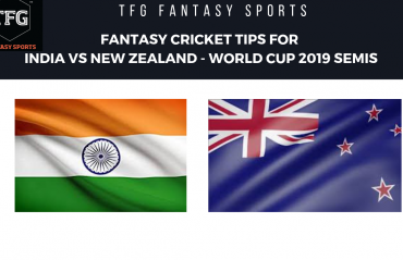 TFG Fantasy Sports: Stats, Facts & Team for India v New Zealand semi finals