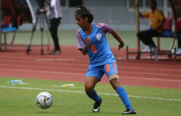 Indian Women's team winger Sanju Yadav praises new training techniques at the camp