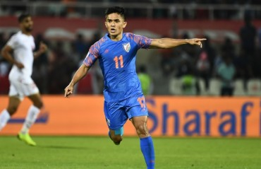The never say die attitude of Mary Kom keeps Sunil Chhetri pushing himself
