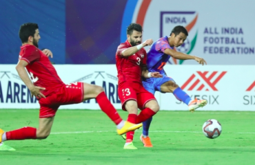 Intercontinental Cup 2019 -- Team India play out feisty draw with Syria