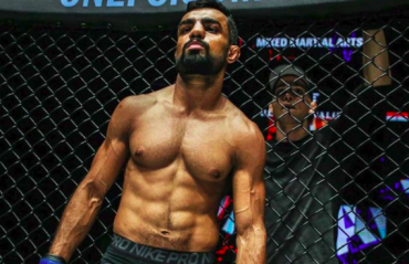 #TFGInterview -- Gurdarshan Mangat wants to headline ONE Championship's first event in India