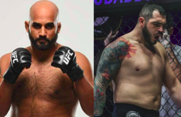 Arjan Singh Bhullar will fight Mauro Cerilli at 'ONE Championship: Dawn of Heroes'