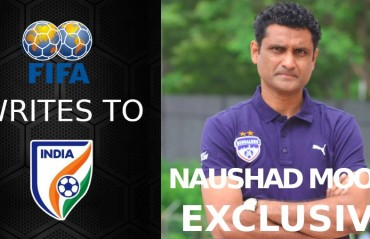 TFG Indian Football Roundup Ep 7 - FIFA pings AIFF, Bengaluru FC assistant coach Naushad Moosa EXCLUSIVE