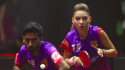 Ultimate Table Tennis -- Dabang Delhi beat U Mumba by a 9-6 margin