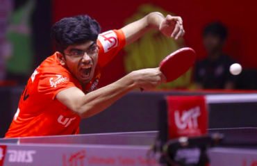 Ultimate Table Tennis -- U Mumba get an easy win over RPSG Maverics Kolkata