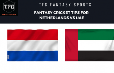 TFG Fantasy Sports: Fantasy Cricket tips for Netherlands vs UAE - 1st T20