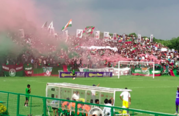 Calcutta Football League 2019 FULL MATCH -- Mohun Bagan succumb 0-3 to Peerless FC