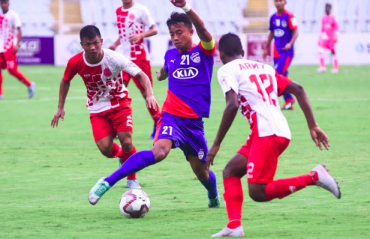 Durand Cup -- Bengaluru FC Colts held to a 1-1 draw by Army Red