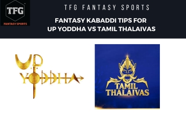 TFG Fantasy Sports: Fantasy Kabaddi tips for UP Yoddha vs Tamil Thalaivas -- PKL 2019