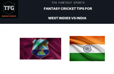 TFG Fantasy Sports: Fantasy Cricket tips for West Indies vs India - 1st ODI