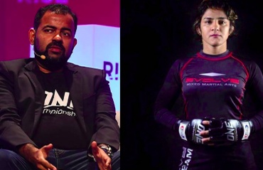 #TFGInterview - ONE Championship CCO Hari Vijayarajan on Ritu Phogat's MMA debut, hosting event in India, Esports and more