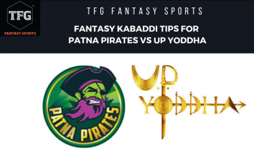 TFG Fantasy Sports: Dream 11 tips for Fantasy Kabaddi match between Patna Pirate vs UP Yoddha