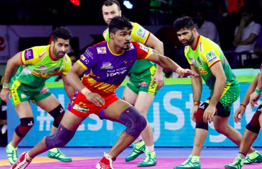 WATCH HIGHLIGHTS -- Pro Kabaddi 2019 -- Patna Pirates absolutely dominate UP Yoddha
