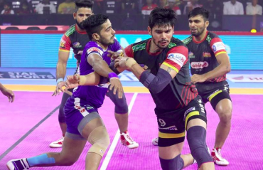 Pro Kabaddi 2019 HIGHLIGHTS -- Haryana Steelers beat Bengaluru Bulls by 3 points