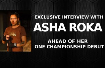 #TFGInterview -- Asha Roka not intimidated by Stamp Fairtex challenge, eyes winning streak in ONE Championship
