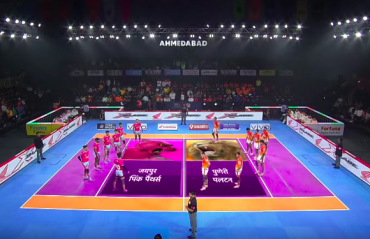 Pro Kabaddi 2019 HIGHLIGHTS -- Jaipur Pink Panthers beat Puneri Paltan handily by 33-25