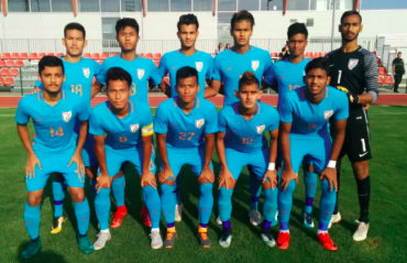LIVE STREAM -- OFC Youth Development Tournament U-19 -- India vs Vanuatu