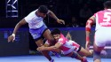 WATCH HIGHLIGHTS: Table toppers Jaipur Pink Panthers gets better of Tamil Thalaivas by beating them 28-26