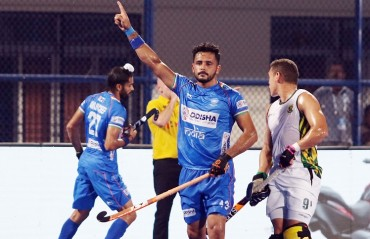 It was an immensely proud moment for me to have led the Indian Men's Hockey Team for the very first time, says Skipper Harmanpreet Singh