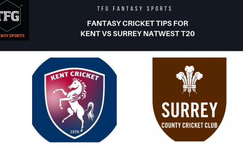 TFG Fantasy Sports: Dream11 Fantasy Cricket tips for Kent v Surrey Natwest T20
