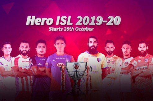Hero ISL 2019-20 fixture announced: Kerala Blaster to take on AtK in its opening match on 20th Oct