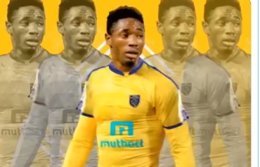 Raphael Messi Bouli from Cameroon joins Kerala Blasters FC in attack