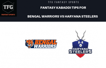TFG Fantasy Sports: Dream11 Fantasy Kabaddi tips for Bengal Warriors vs Haryana Steelers -- PKL 2019