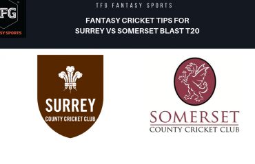 TFG Fantasy Sports: Dream11 fantasy cricket tips for Surrey v Somerset Blast T20