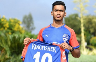 Four-year deal for Ashique at Bengaluru FC