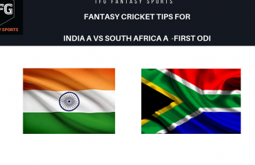 TFG Fantasy Sports: Dream11 fantasy cricket tips for India A v South Africa A 1st ODI