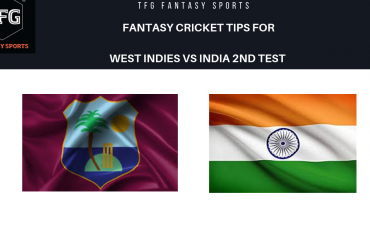TFG Fantasy Sports: Dream11 Fantasy Cricket tips for West Indies v India 2nd Test