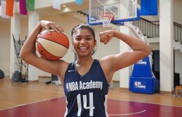 NBA Academies Women's Program (India) Alum Khushi Dongre joins ASA Miami