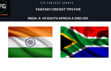 TFG Fantasy Sports: Dream11 Fantasy Cricket tips for India A v South Africa A 2nd ODI