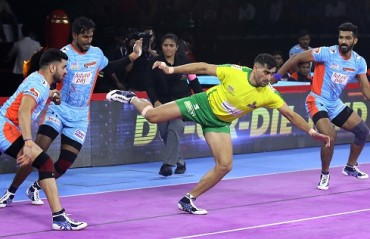 Watch Pro Kabaddi Highlights: Bengal Warriors produced a clinical performance to defeat the experienced Tamil Thalaivas side 35-26